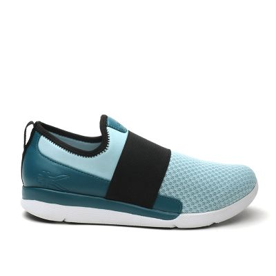 Ellie - Clearwater Blue - Mist Gray - Dragonfly - 10.5