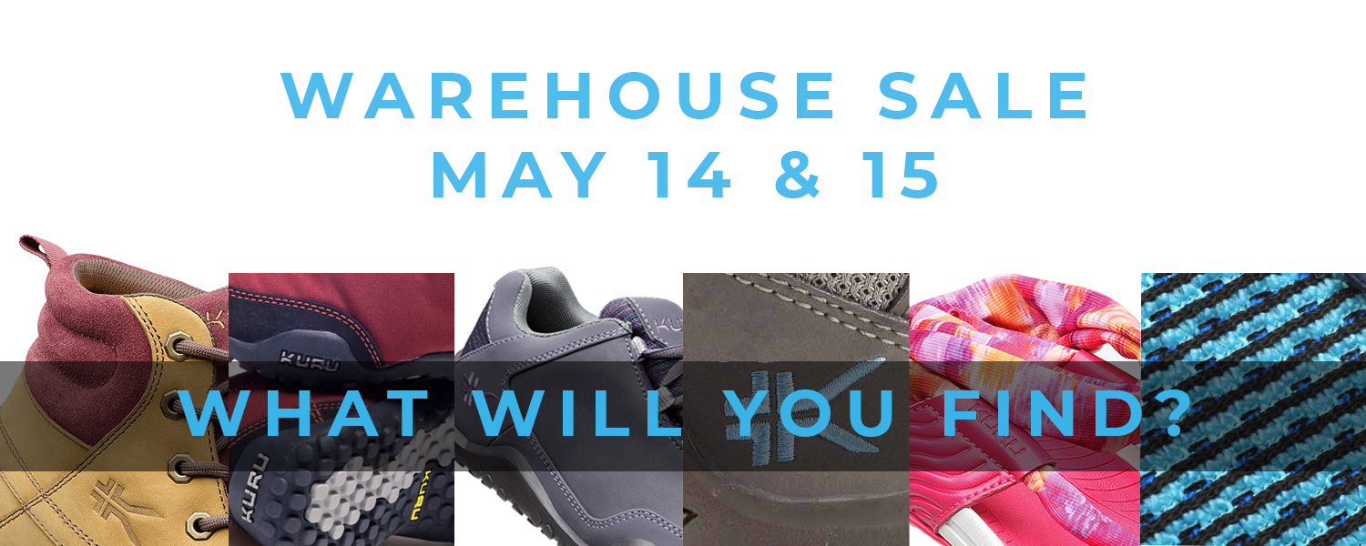 What will you find? Warehouse Sale May 14th & 15th