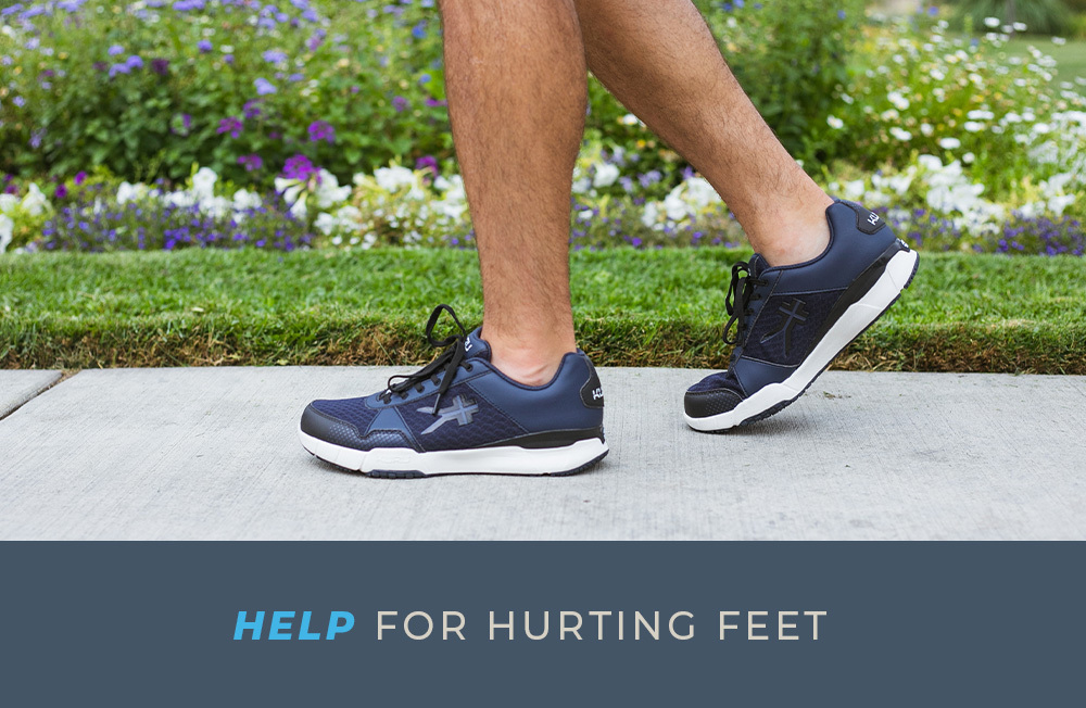 Category Banner - Mens Arch Support 2