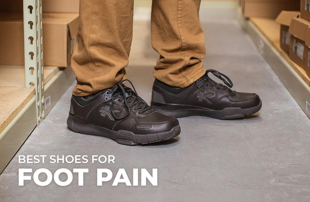 Category Banner - Men's Shoes For Foot Pain