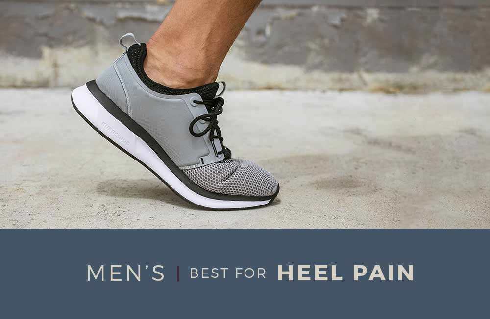 Category Banner - Men's Shoes For Heel Pain