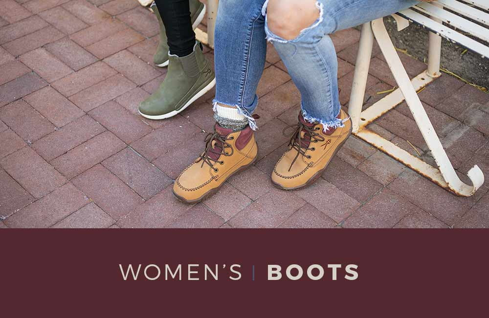 Category Banner - Women's Boots