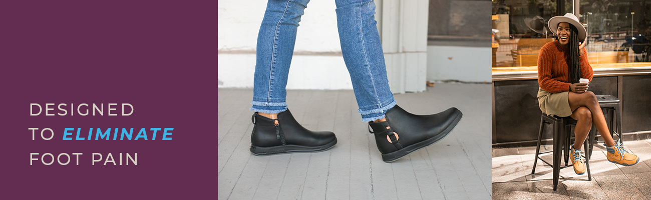 Category Banner - Women's Boots 2