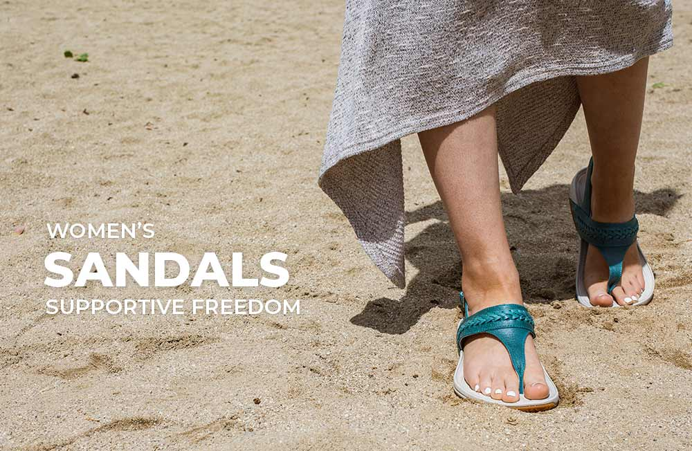 Category Banner - Women's Sandals - No Text