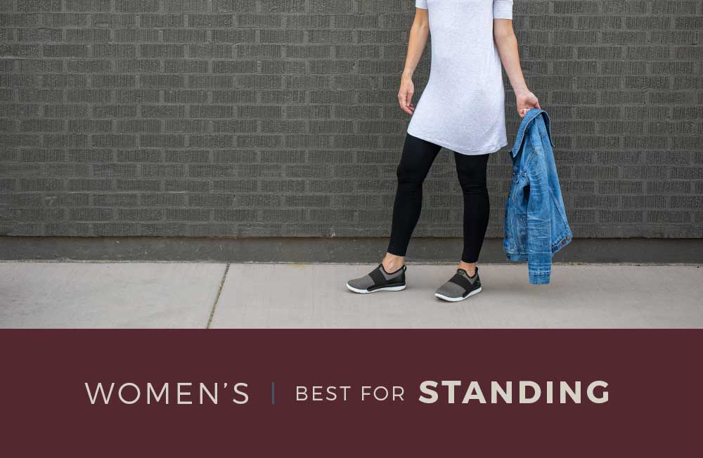 Category Banner - Women's Standing Shoes